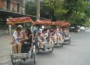 Visit the Old Quarter in Hanoi by cyclo.jpg -